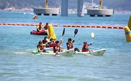 National Marine Sport Games